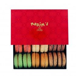 "Gift-box 12 macarons ""Les..."