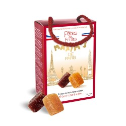 Gift cardbox 16 fruit jellies