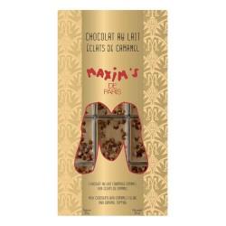 Tablette Chocolat Lait Caramel