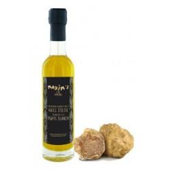 Huile d'olive à la truffe...
