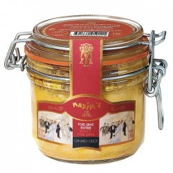 Whole duck foie gras - Jar...