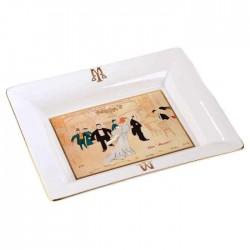 Vide poche porcelaine Maxim's - Parfums & Accessoires - Maxim's shop