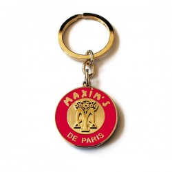 Maxim's key ring - Accessories - Maxims Shop