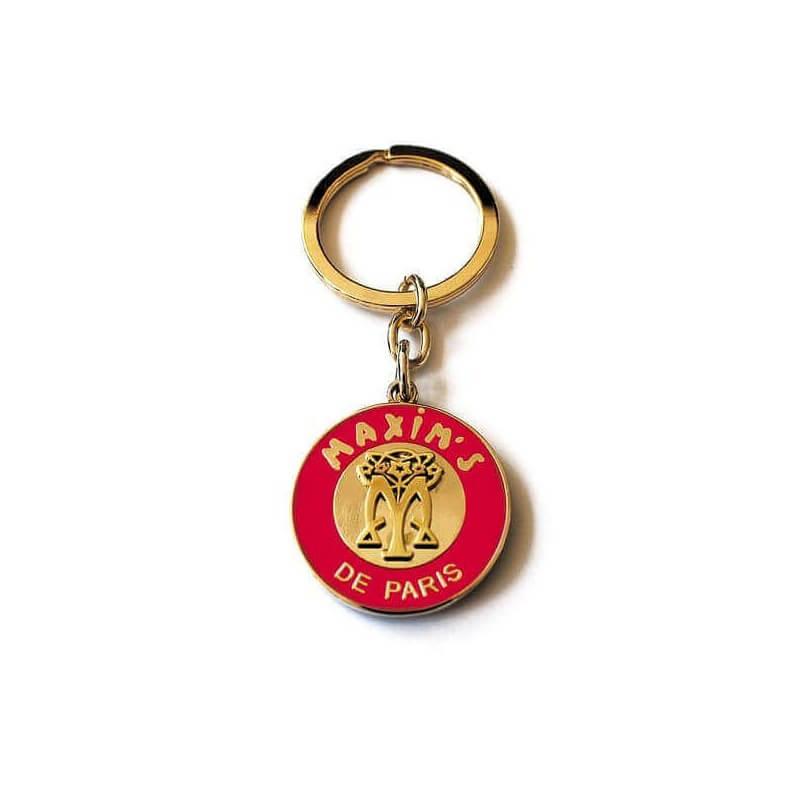Maxim's key ring - Accessories - Maxims Shop