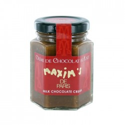 Milk chocolate cream - Sweets - Maxim's Shop