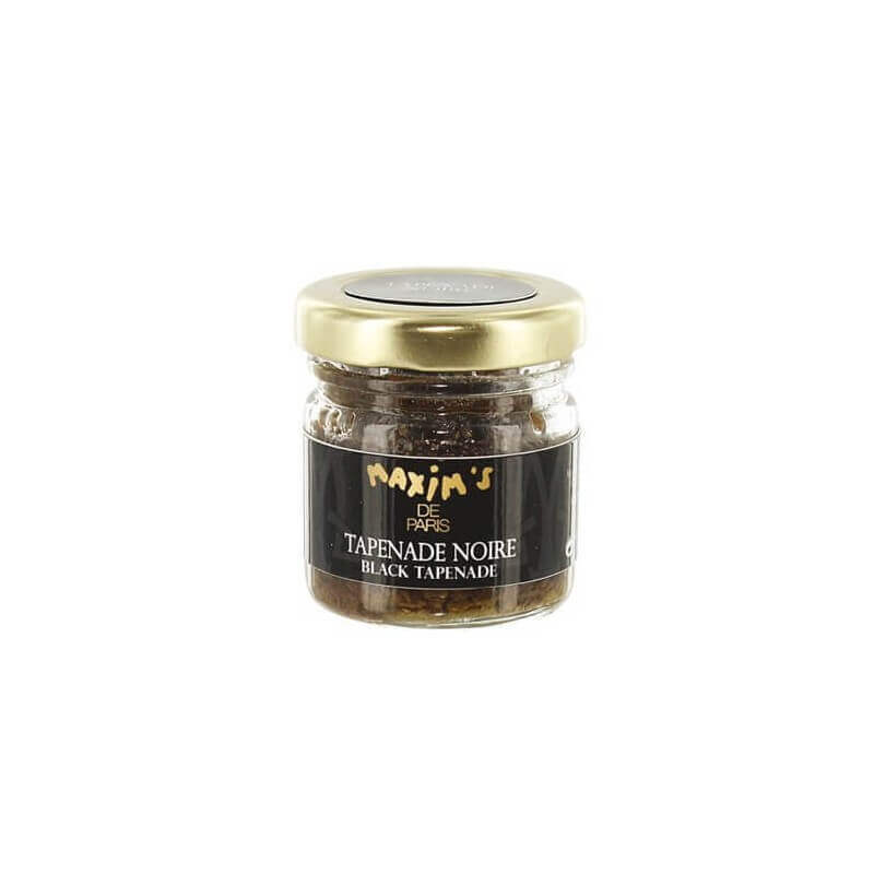 "Black olive ""tapenade""  - Savoury - Maxim's Shop"