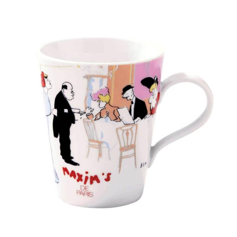 Mug porcelaine Maxim's - Parfums & Accessoires - Maxim's shop