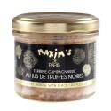 Terrine de campagne au jus de truffes - Maxim's shop