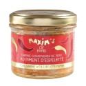 Terrine gourmande aux piments d'Espelette - 90 g