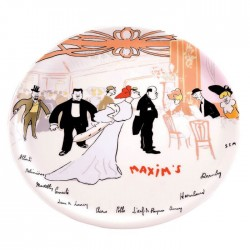 Porcelain Dish  - Accessories - Maxim's Shop