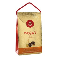 Shopping bag oranges milk chocolate-Chocolate confectionery-Maxim's shop