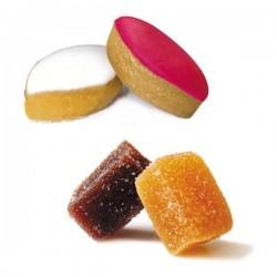 Calisson - fruit jellies