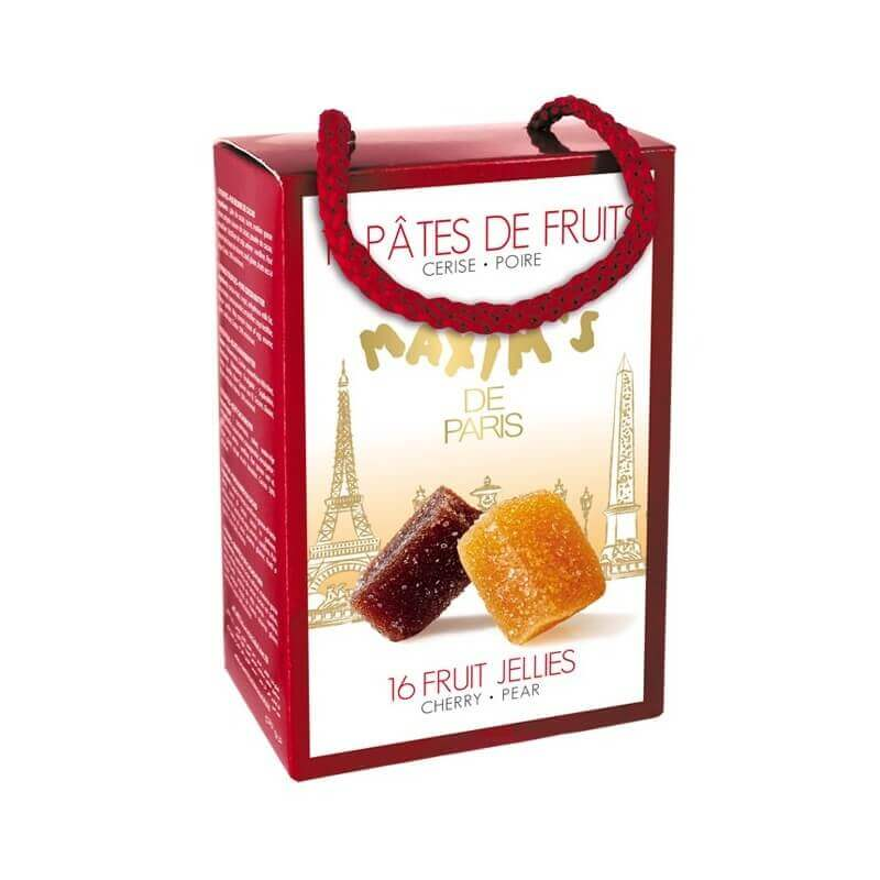 Gift cardbox 16 fruit jellies - Sweets - Maxim's shop