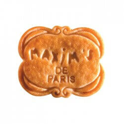 """Petits Beurres"" with caramel"