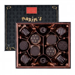 Chocolates Connoisseurs Dark - Chocolate assortment - Maxim's shop
