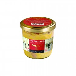 Whole duck foie gras - Jar 90 g