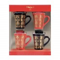 """Belle Epoque"" Gourmet Mini-Mugs - sweet box - Maxim's Shop"