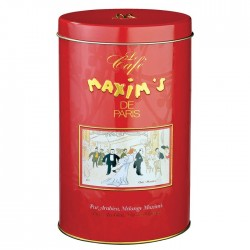 Prestige Coffee Tin Maxim's blend - Sweets - Maxim's Shop