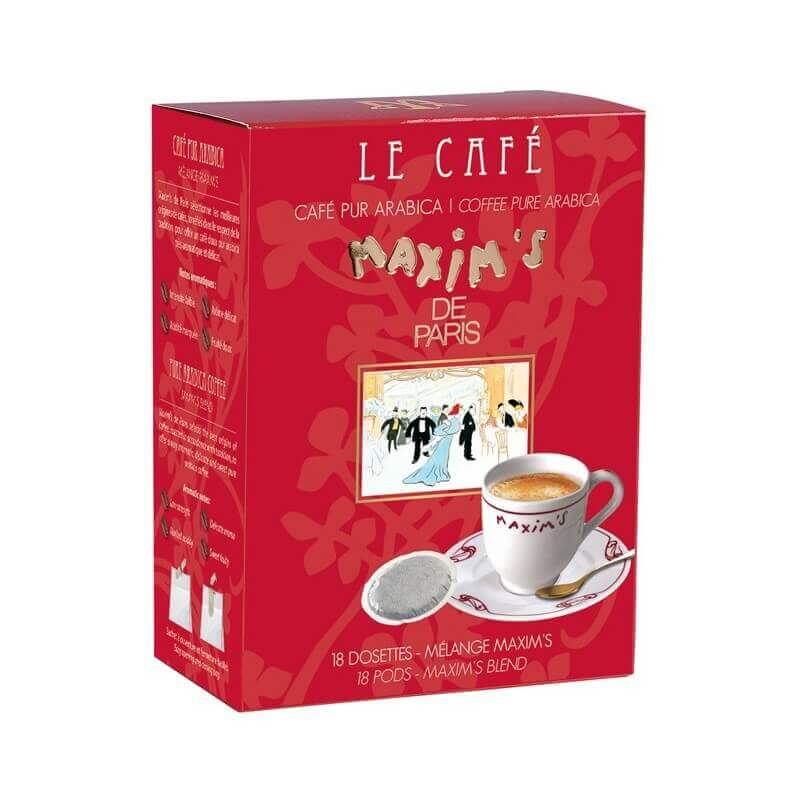 Coffee - Cardbox of 18 pods of Expresso