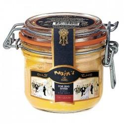 Bocal foie gras d'oie entier 180 g