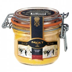Whole goose foie gras 180g - fine grocery online - Maxim's Shop