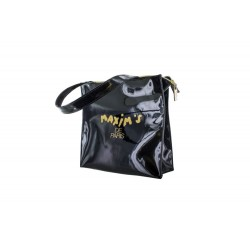 Black Shopping Bag - Accessories - Maxims Shop