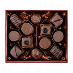 Chocolates Connoisseurs - Milk chocolate - Inside