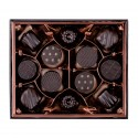 Chocolates Connoisseurs Dark - Spring design - Chocolate assortment - Maxim's shop