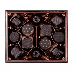 Chocolates Connoisseurs - Dark chocolate - Inside
