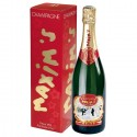 Brut Maxim's cuvée with cardbox - Maxim's cellar - Maxims Shop