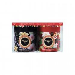 Oval tin of loose tea - Maxim's blend