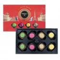 Cardbox of 8 chocolates