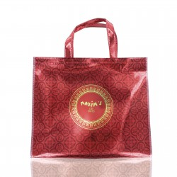 Red shopping bag - Accessories - Maxims Shop