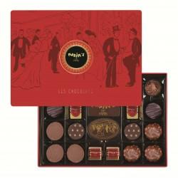 Red tin - 22 Assorted chocolates
