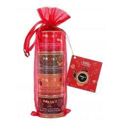 Gift-pack 4 terrines - Savoury - Maxim's Shop