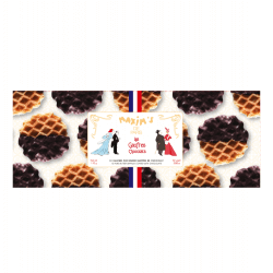 Chocolate Waffle Biscuits - Biscuits - Maxim's Shop