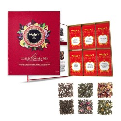 Gift-box 30 assorted tea-bags