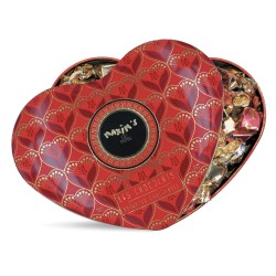 Large Red Heart Tin...