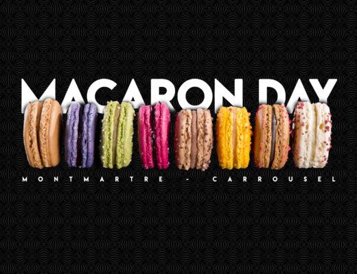 Journée du macaron - Maxim's de Paris