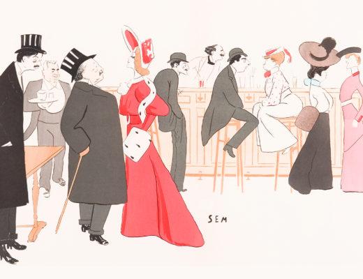 Illustration SEM - Maxim's de Paris