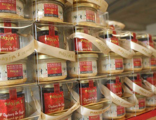 Foie-gras-Maxim's de Paris