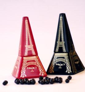Idées cadeaux de table : les mini Tour Eiffel Maxim's