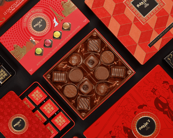 Chocolate assortments, chocolate squares and chocolate specialties to buy online