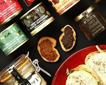 Our savoury products and gift boxes to buy online
