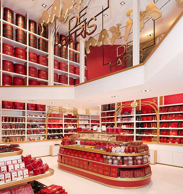 Boutique Maxim's Carrousel du Louvre