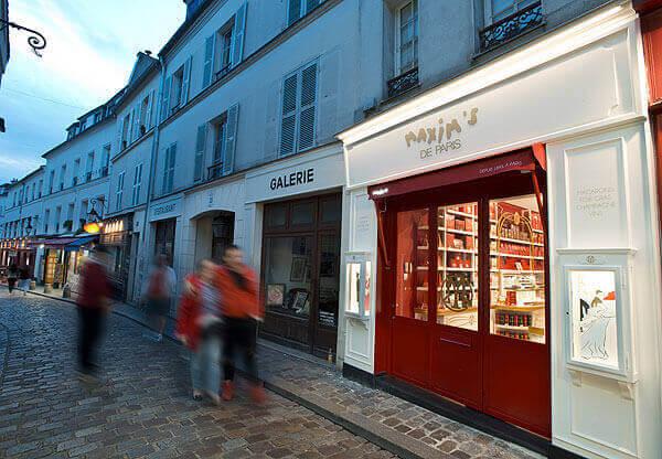 Boutique Maxim's Montmartre
